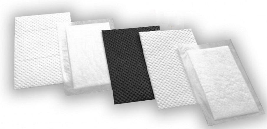 Салфетка влагопоглащающая 120*80 мм, 4000 шт, фото 2