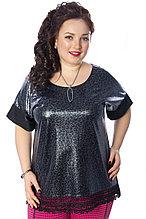 Праздничная женская блуза. Россия. Wisell. 60 размер