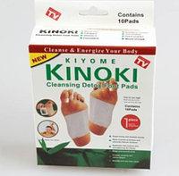 Пластыри для стоп выводящие токсины KEYOME KINOKI [10шт.]