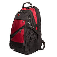"""Рюкзак Swissgear 8810 с отделением для ноутбука до 17"""" и чехлом от дождя (Красный)"""