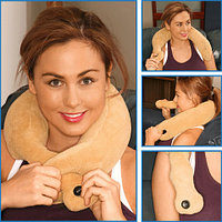 Массажер-воротник для шеи Massaging Neck Cozy