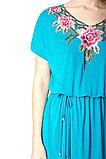 Яркое женское летнее платье. Размеры: 42, 44. 46, фото 3