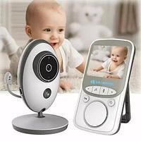 Беспроводная видеоняня  Baby Monitor VB605 с цветной камерой, фото 1