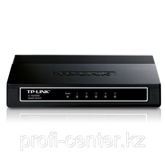 Коммутатор TP-Link TL-SG1005D гигабитный коммутатор