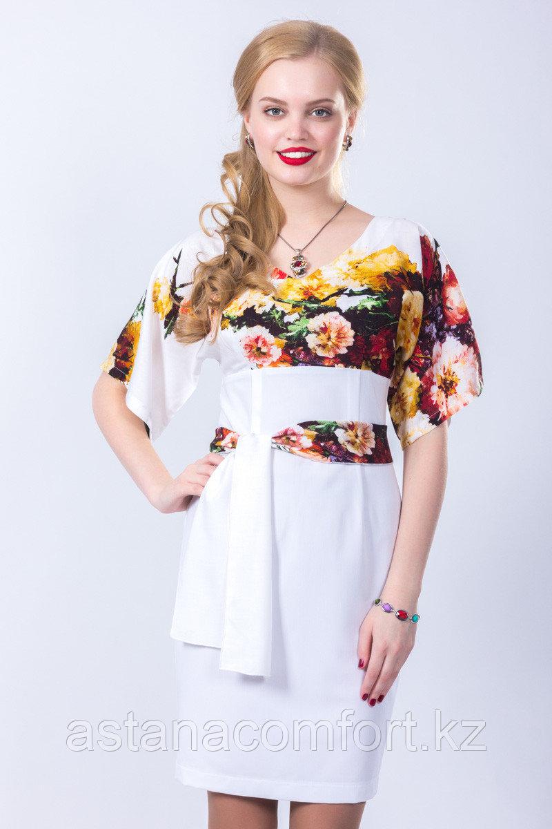 Оригинальное женское летнее платье. 44 и 46 р.