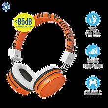 Trust Comi Bluetooth Наушники-накладные беспроводные оранжевый