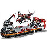 Конструктор LEGO 42076 Technic 2в1 Корабль на воздушной подушке, состоящий из 1020  Оригинал Лего, фото 4