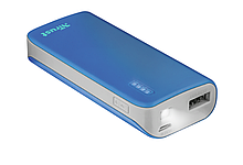 Trust PRIMO Зарядное устройство POWERBANK 4400 mAh - BLUE