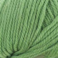 Пряжа 'Adelia Fiona' 50 шерсть, 50 акрил 90м/50гр (416 яр.зеленый) (комплект из 2 шт.)