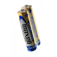Алкалиновая батарейка Maxell Alkaline AAA shrink LR 03