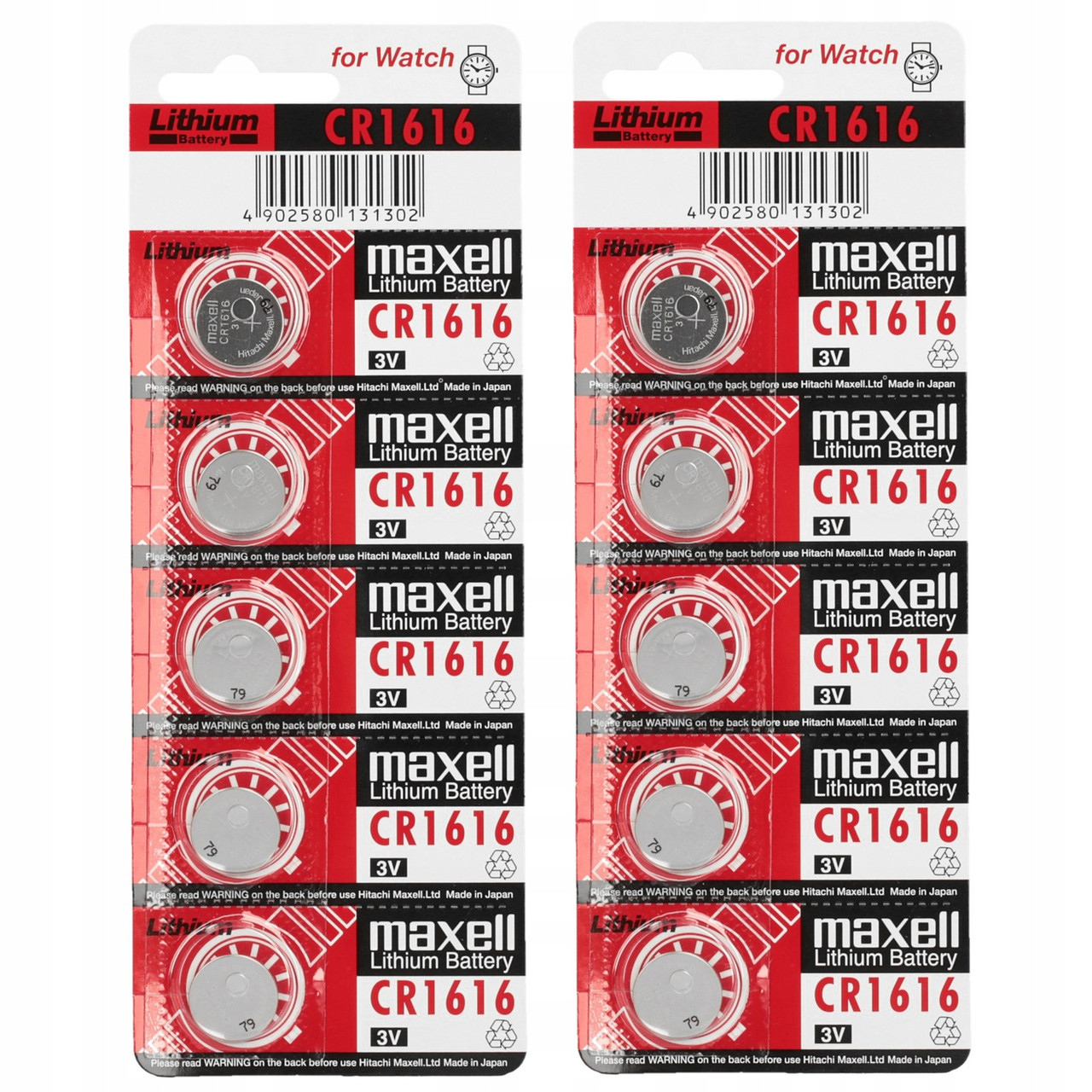 Батарейка  таблетка    Maxell CR1616