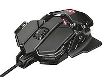 TRUST GXT138 X-RAY Illuminated мышь игровая с подсветкой