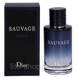 Духи мужские Christian Dior Sauvage (Кристиан Диор Саваж) 100 мл