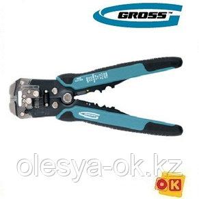 Щипцы для зачистки электропроводов, GROSS 17718, фото 2