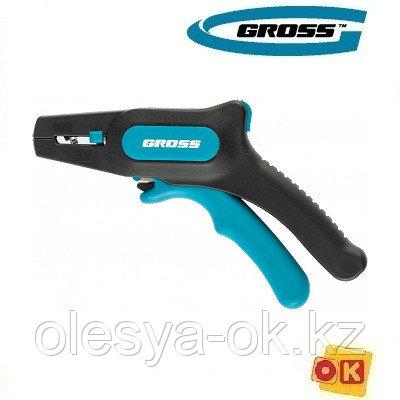 Щипцы для зачистки электропроводов, GROSS 17722