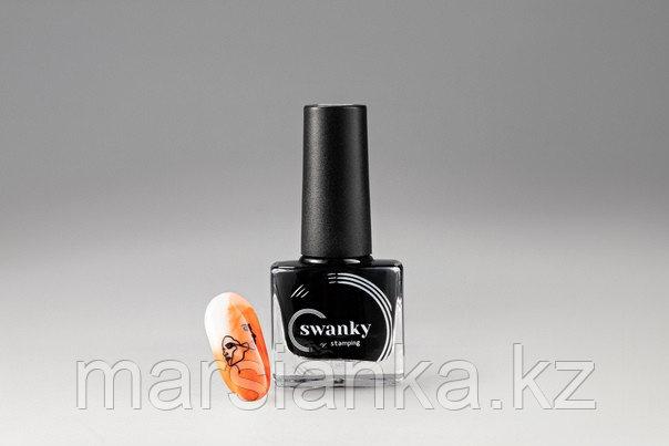Акварельные краски Swanky Stamping, №7, оранжевый, 5мл.