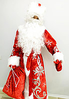 Новогодний костюм Деда Мороза.