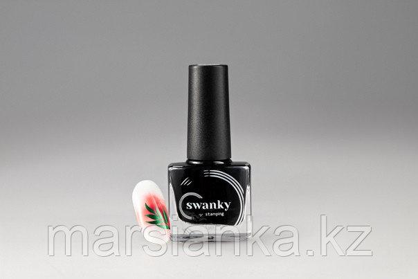 Акварельные краски Swanky Stamping, №8, вишневый, 5мл.