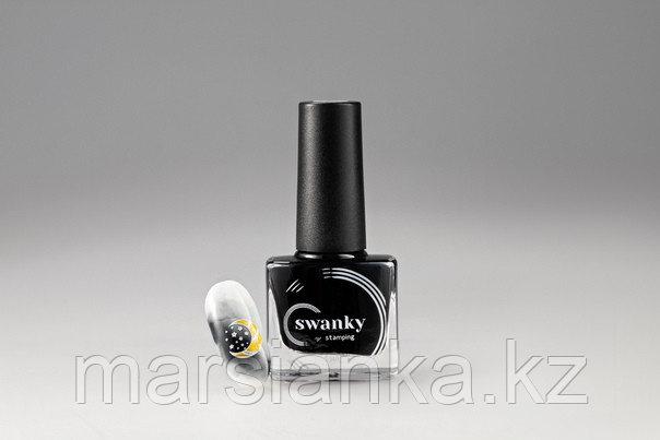 Акварельные краски Swanky Stamping, №10, серый, 5мл.