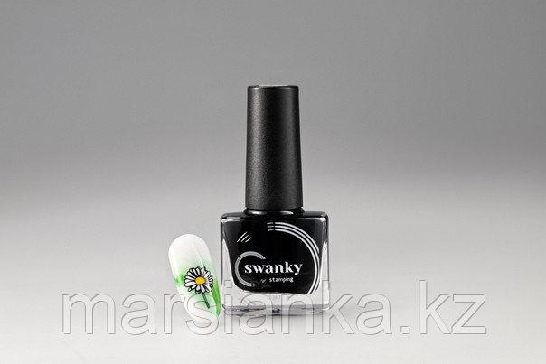 Акварельные краски Swanky Stamping, №12, зеленый, 5мл., фото 2