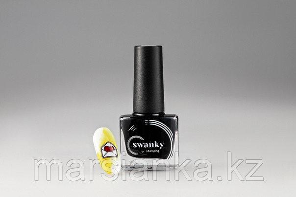Акварельные краски Swanky Stamping, №14, желтый, 5мл.