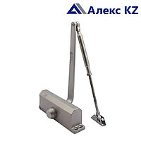 Доводчик KALE Доводчик  KD-002/50-550,80-125 кг серебро