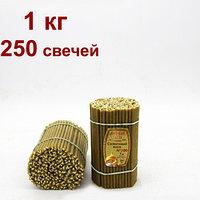 Свечи Восковые цена  от 28  тенге за шт  Длина свечи 165 мм, фото 1