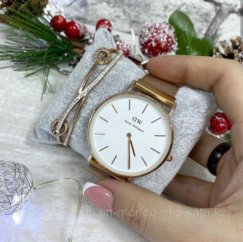 Подарочный набор Часы и браслет DW