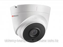 Купольная HD-TVI видеокамера HiWatch DS-T203P
