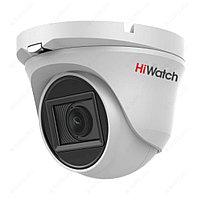 Купольная HD-TVI видеокамера HiWatch DS-T203S