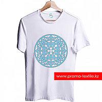 Нанесение логотипа на футболках