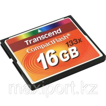 Карта CF Transcend Ultra 133x TS16GCF133 133x CompactFlash Card, фото 2