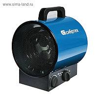 """Тепловая пушка """"СИБРТЕХ"""" ТВ-3М, электрическая, 1.5/3 кВт, до 20 м2, защита от перегрева"""