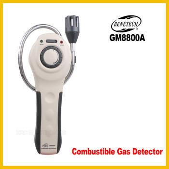 Портативный детектор утечки угарного, бытового, углекислого газа. Газоанализатор для дома, квартиры.