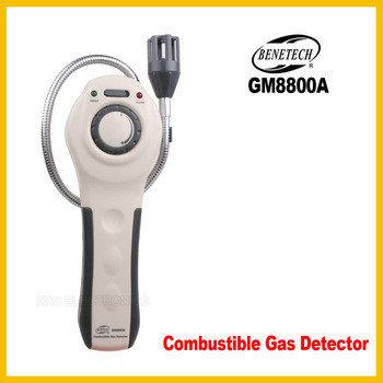Портативный детектор утечки угарного, бытового, углекислого газа. Газоанализатор для дома, квартиры., фото 2