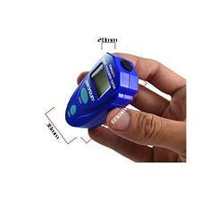 Толщиномер автомобильный для лакокрасочного покрытия (Allsun EM2271), фото 3