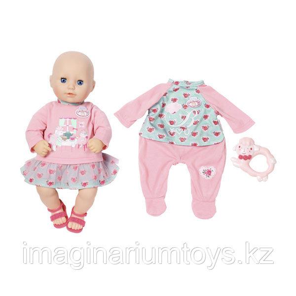 Кукла Бэби Аннабель 36 см с дополнительным комплектом одежды Baby Annabell