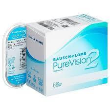 Конт. линза  -3,00 PureVision Baush&Lomb, ДЕНЬ-НОЧЬ, цена за 1 шт