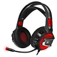 Наушники игровые CMGH-3100 bk/red