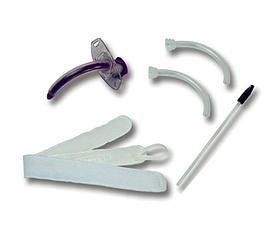 Трахеостомическая трубка с двумя внутренними канюлями без манжеты