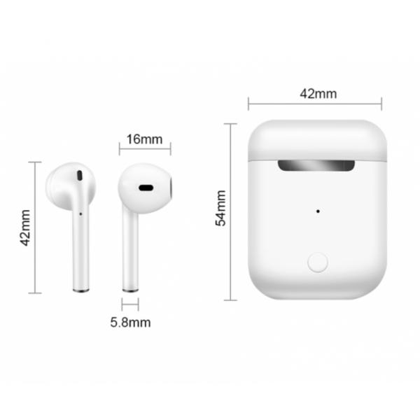 Беспроводные Bluetooth наушники HBQ I12 TWS