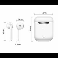 Беспроводные Bluetooth наушники HBQ I12 TWS, фото 1
