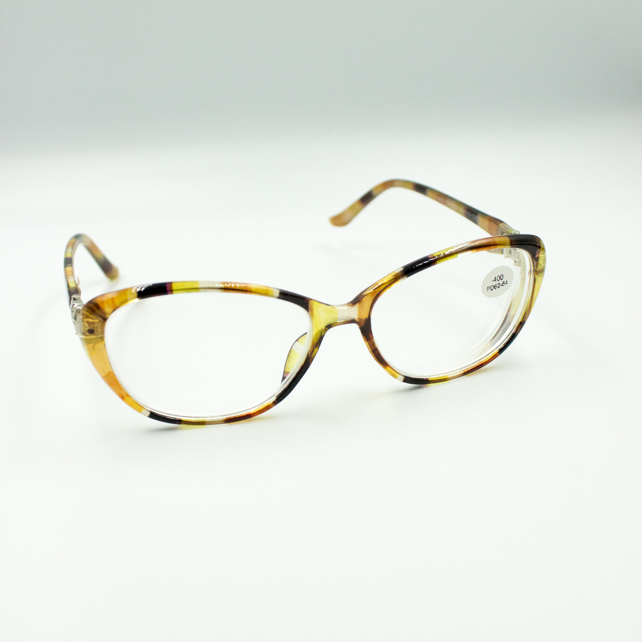 Очки для зрения, готовые -4.00