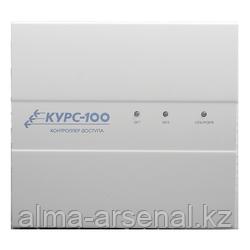 Контроллер доступа с охранными функциями «Курс-100», вариант 2, версия 4