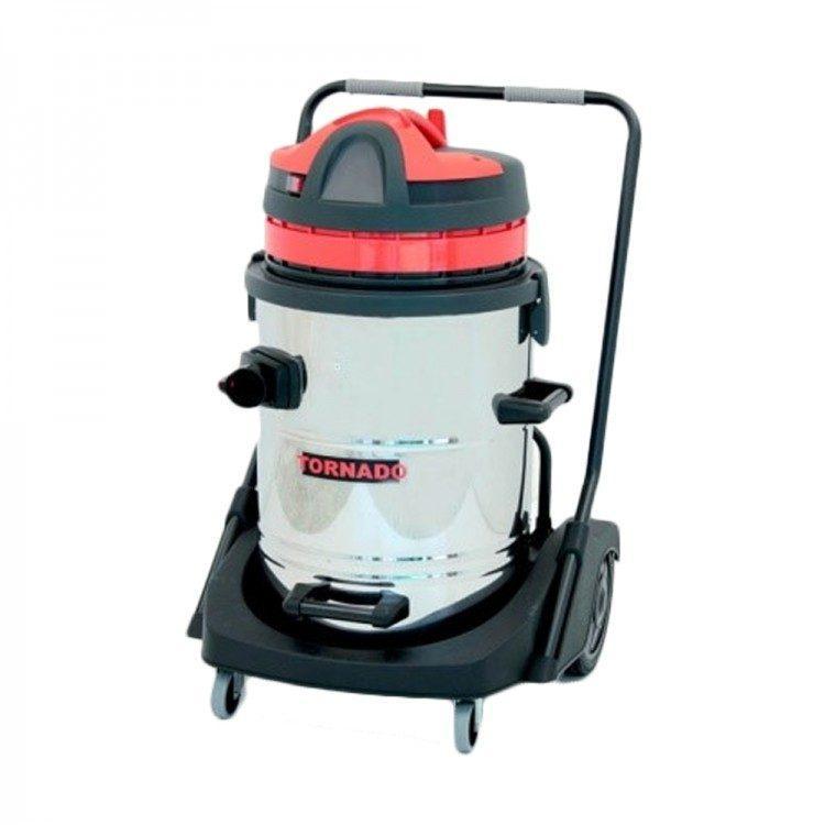 Пылесос для сухой уборки с системой 3-FLOW TORNADO 600 MARK NX 3FLOW Inox 11236 ASDO