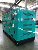 Дизельный генератор на 160 квт 200 ква