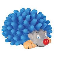 Игрушка для собак, ежик, со звуком, винил.  Разный цвет.   Р-р  7 cm, фото 2