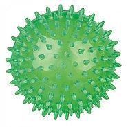 Игрушка для собак, игольчатый мяч, TPR, ø 10 cm., фото 2