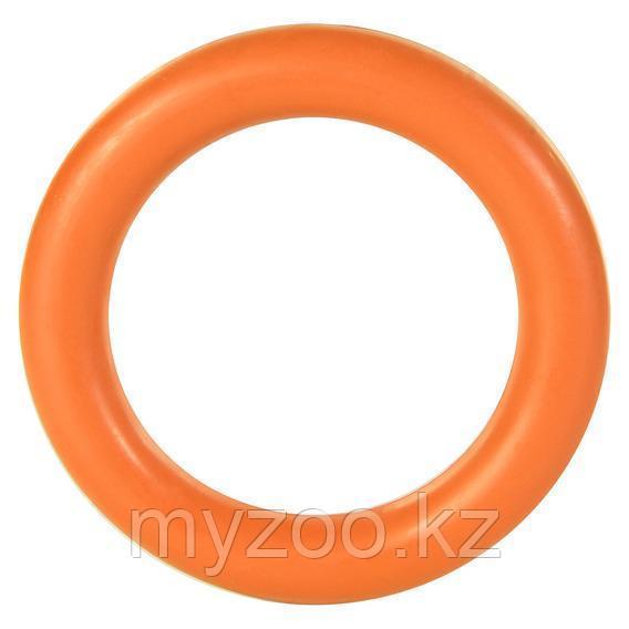 Игрушка для собак.  Кольцо из натурального каучука, различные цвета.     ø 9 cm
