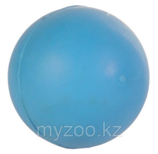 Игрушка для собак.  Мяч из натурального каучука, различные цвета. Мяч - ø 5 cm/